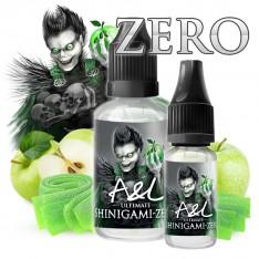 Concentre Shinigami zéro arômes et liquides 30ml