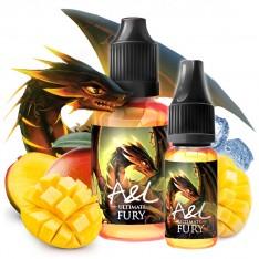Concentré Fury arômes et liquides 30ml
