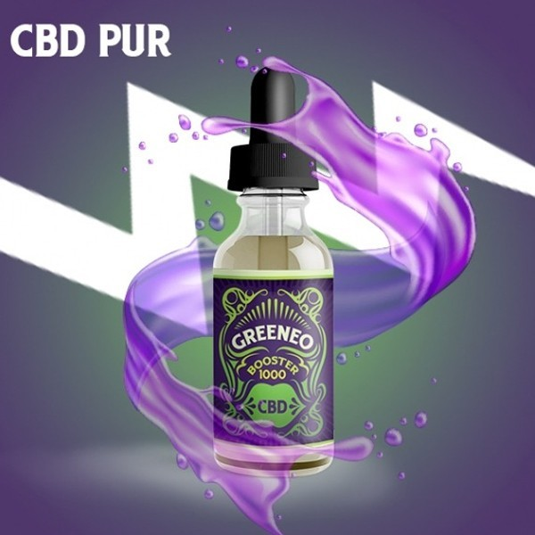 CBD greeneo booster 1000 mg
