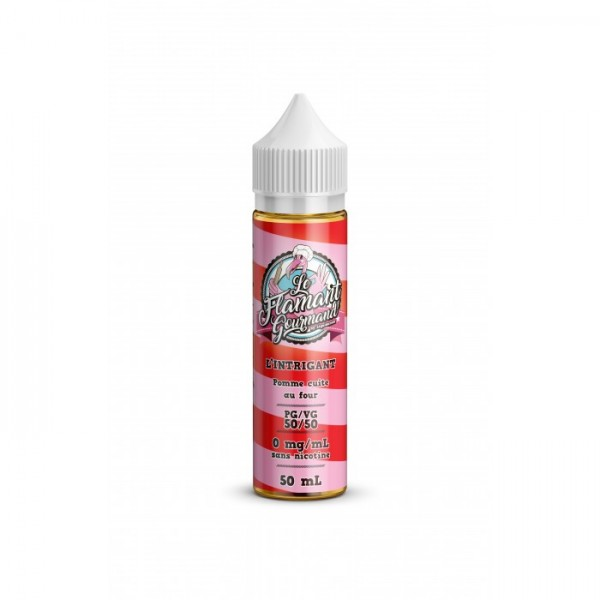 L'intrigant Le Flamant Gourmand 50ml/0mg