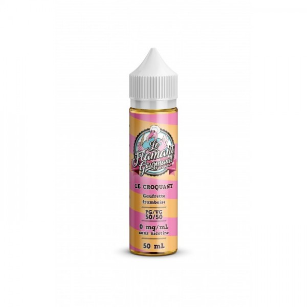 Le Croquant Le Flamand Gourmand 50ml/0mg