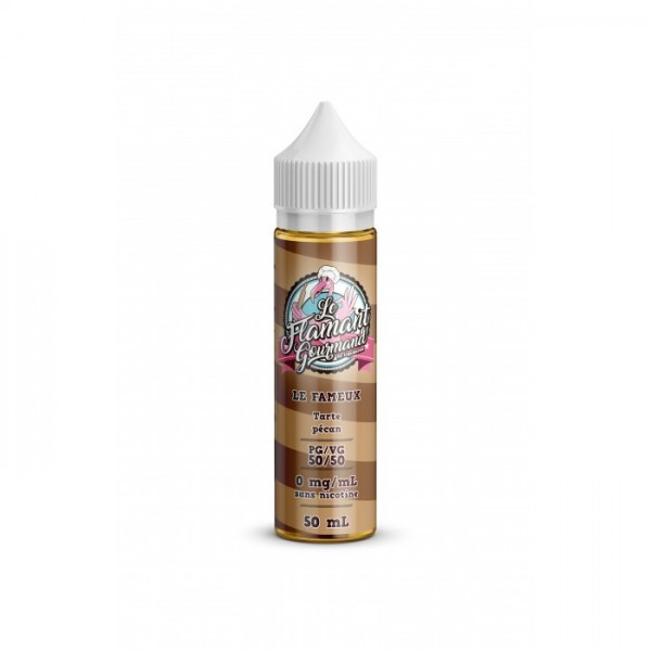 Le Fameux Le Flamand Gourmand 50ml/0mg