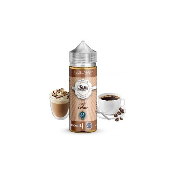 Café Crème Tasty Collection 100ml/0mg
