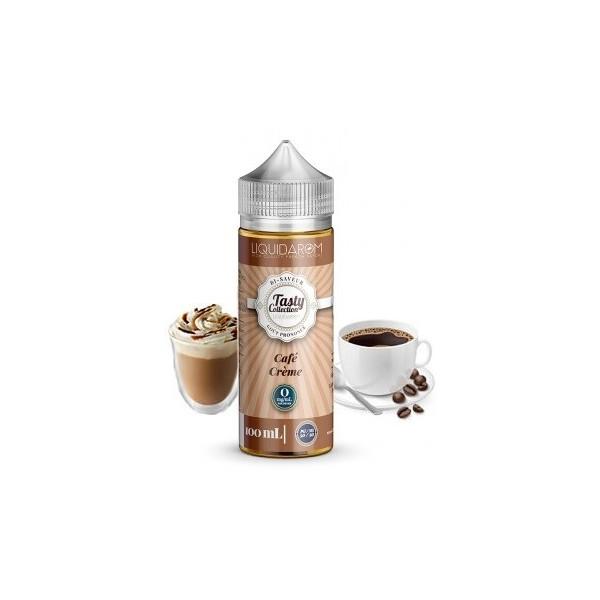 Café Crème Tasty Collection 100ml/0mg