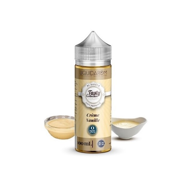 Crème Vanille Tasty Collection 100 ml/0 mg