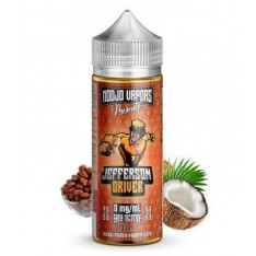 Jefferson driver modjo vapors 100ml/0 mg