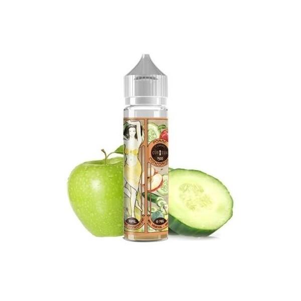 Pomme-concombre 1900 Curieux 50ml/0mg