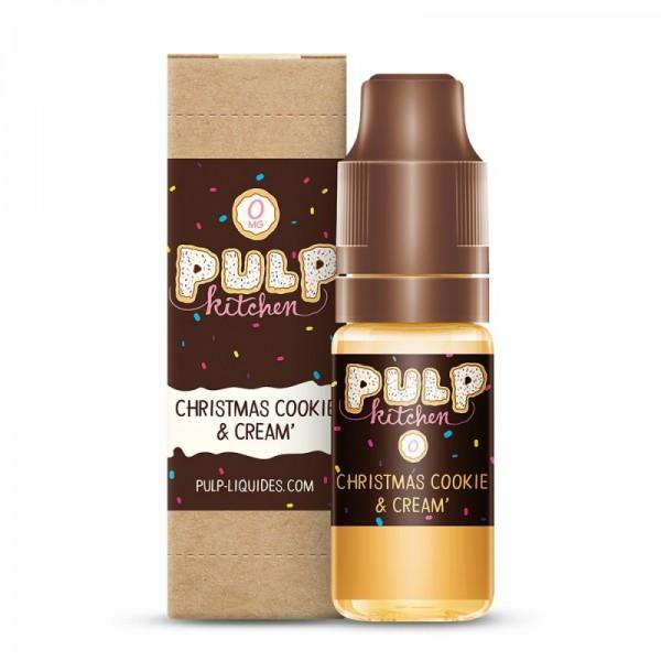 Christmas Cookie & Cream Pulp Kitchen 10ml