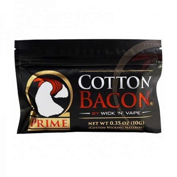 coton bacon v2 wicknvape
