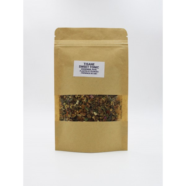 Sweet Tonic Tisane CBD