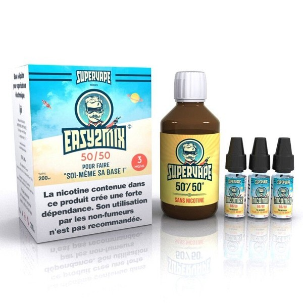 Kit Easy2Mix Supervape