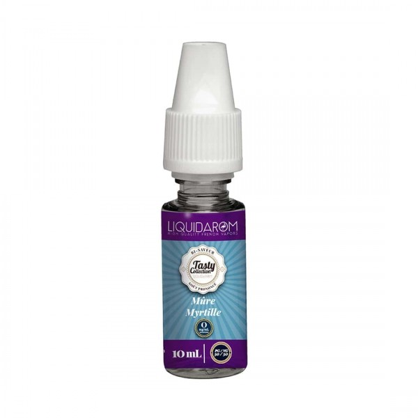 Mûre Myrtille Tasty By Liquid'Arom 10ml