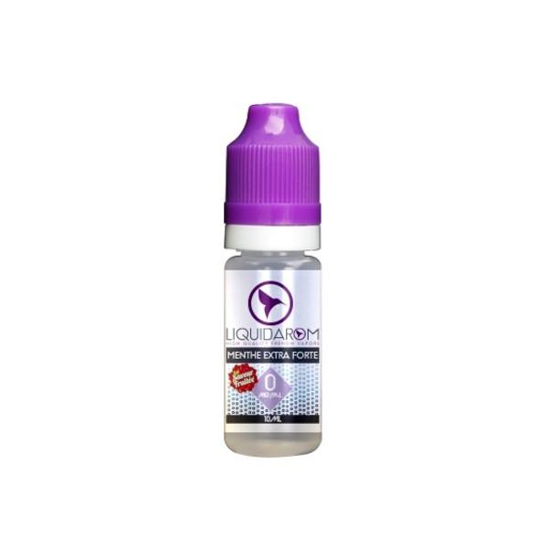 Liquid'arom Menthe Extra Forte 50/50