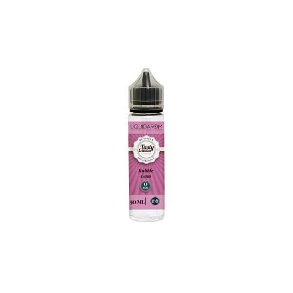 Bubble Gum Tasty Collection 50 ml/0 mg