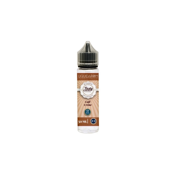 Café Crème Tasty Collection 50ml/0mg