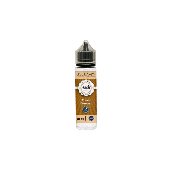Crème Caramel Tasty Collection  50 ml/0 mg