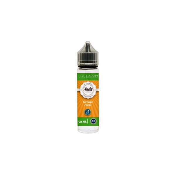 Verveine Pêche Tasty Collection 50ml/0mg