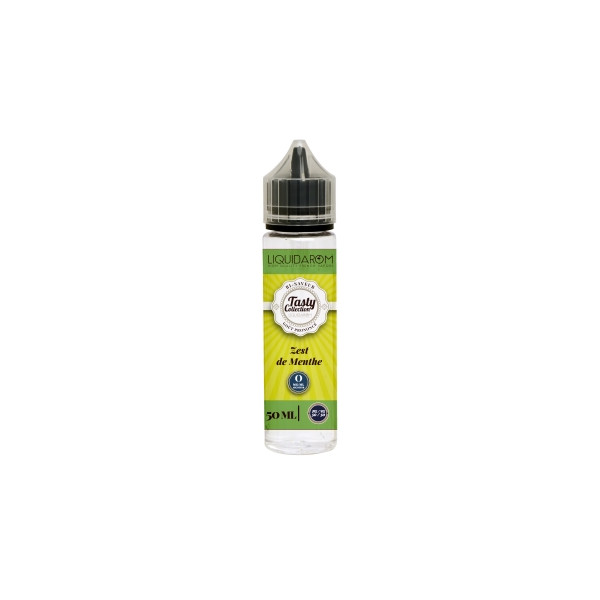 Zeste de Menthe Tasty Collection 50 ml/0 mg