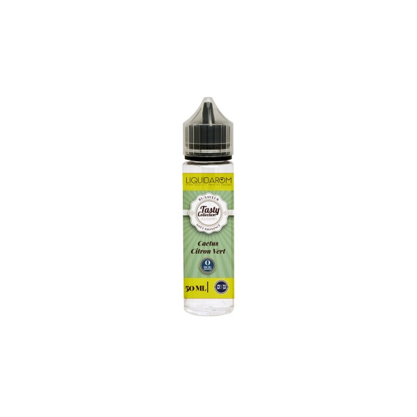 Cactus Citron Vert Tasty Collection 50 ml/0 mg