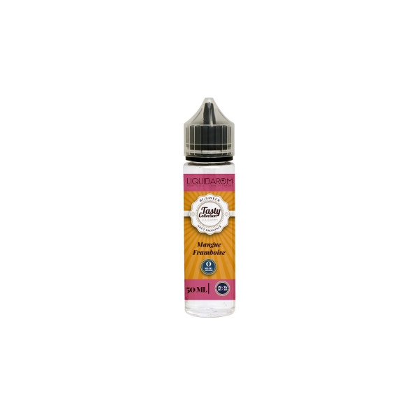 Mangue Framboise Tasty Collection 50 ml/0 mg