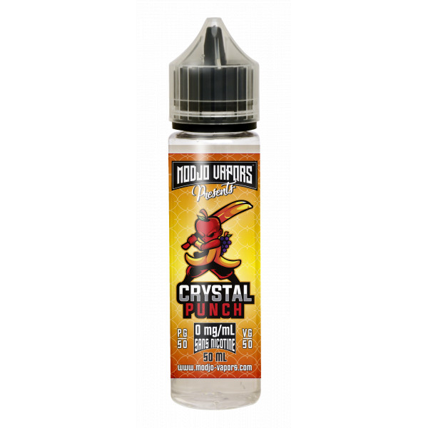 Crystal punch modjo vapors 50ml/0 mg